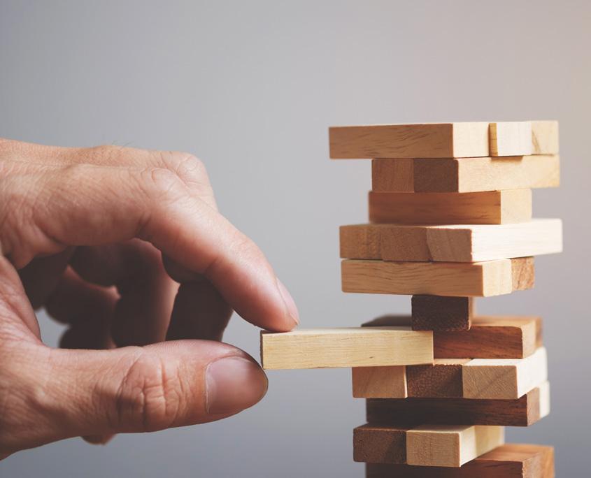 Veränderung – die besondere Herausforderung für Mensch und Organsiation